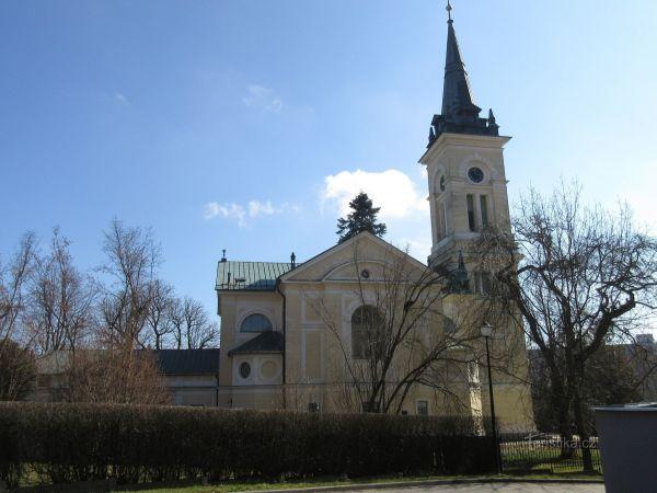 Nové Město na Moravě – historické centrum