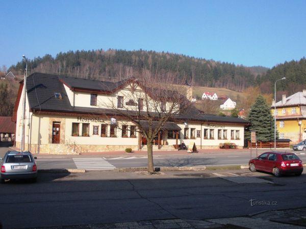 obec Horní Bečva