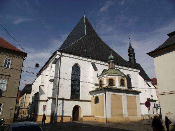 Olomouc – kostel Neposkvrněného početí Panny Marie (na Bělidlech)