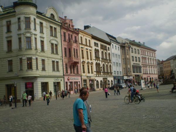 Olomouc, Horní náměstí, Caesarova kašna