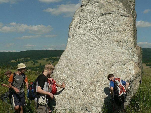 Orlickohorské Stonehange