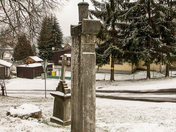 Ostružná – pomník 1. světové války
