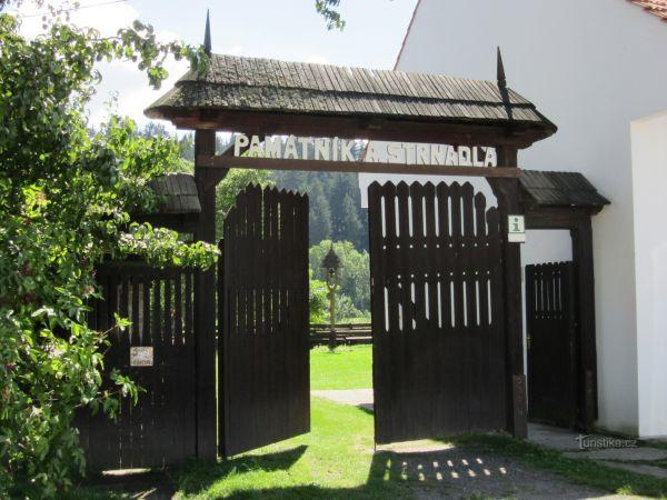 Památník Antonína Strnadla