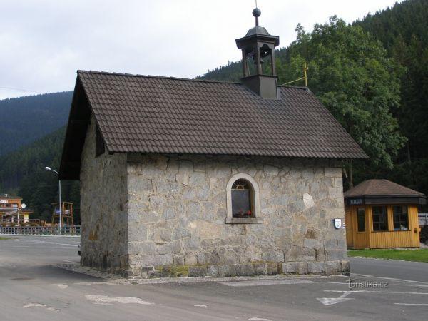 Pec pod Sněžkou - kaple Panny Marie