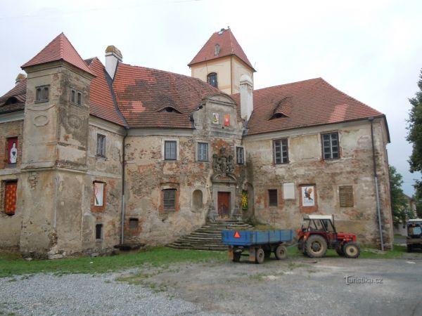Poběžovice - Ronštejn