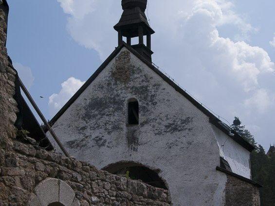 Pomezí - Markl, kostel sv. Jana Křtitele