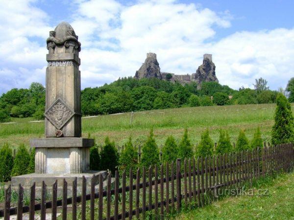 Pomník Obětem 1.světové války