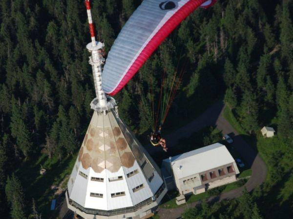 ProGlide paragliding