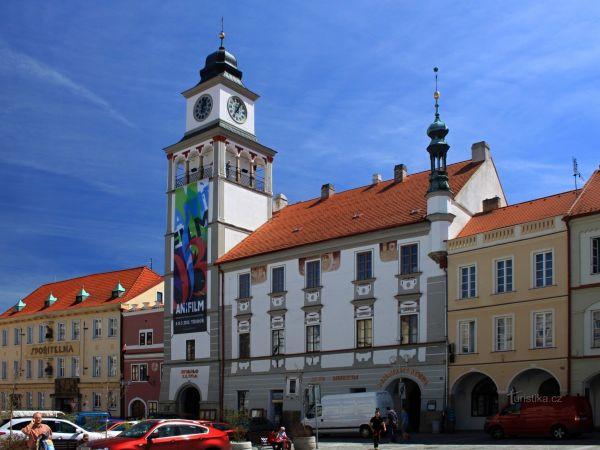 Radnice města Třeboň