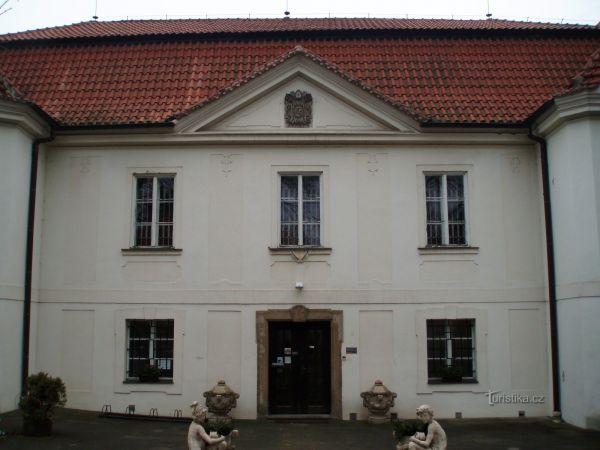 Rakovník - muzeum T.G.M.