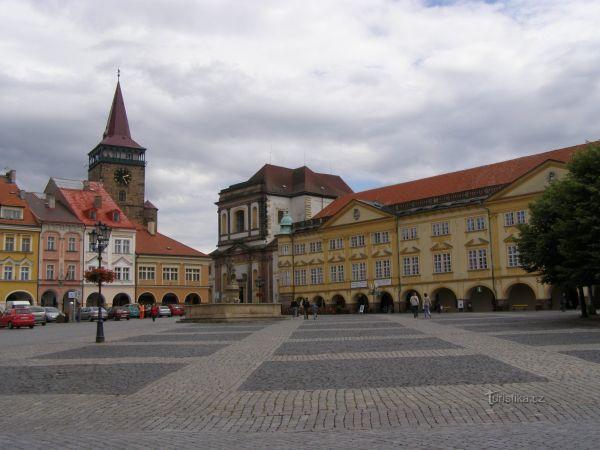 Regionální muzeum a galerie v Jičíně