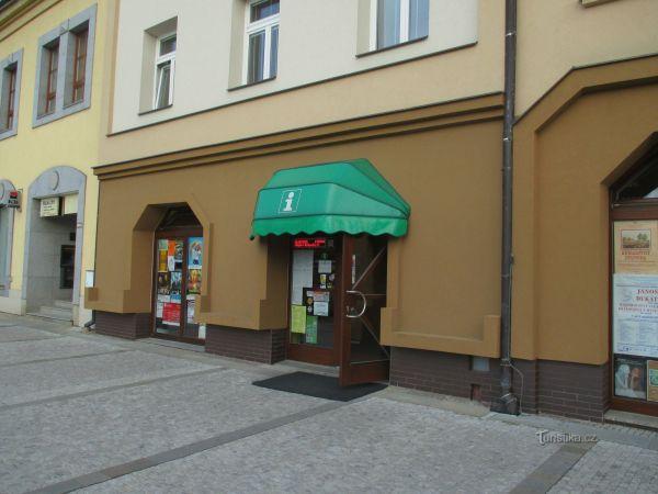 Rožnov pod Radhoštěm, turistické informační centrum