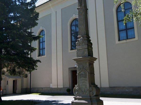 Rožnov pod Radhoštěm - Zahrada Všech svatých