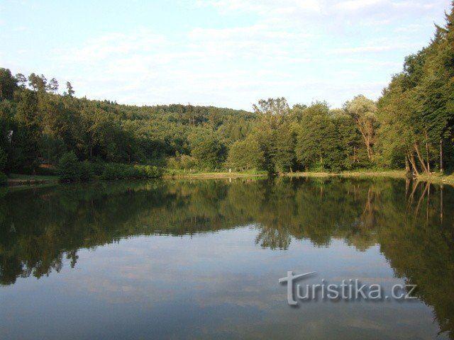 Rybník Kejda