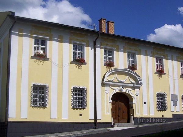 Rýžoviště-Lafayettův dům-bývalá rychta