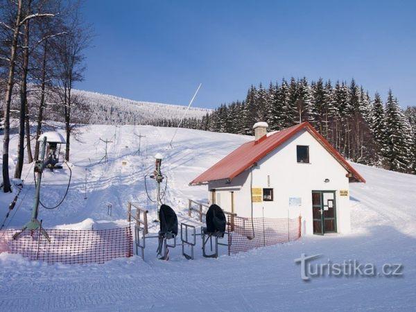 Skiareál Sněžník - Návrší