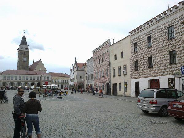 Slavonice - Turistické informační centrum