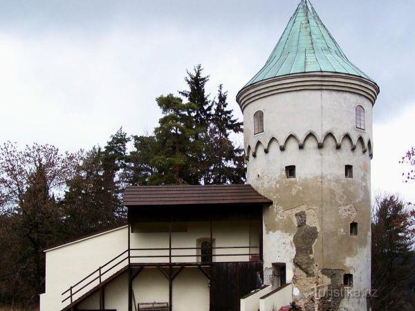 Šlikovský hrad (Freudenstein)