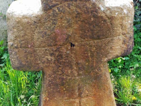 Smírčí kříž Žandov