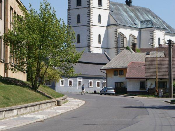 Sobotka - chrám sv. Maří Magdalény