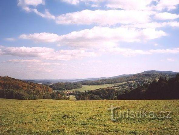 Šumava - pohoří