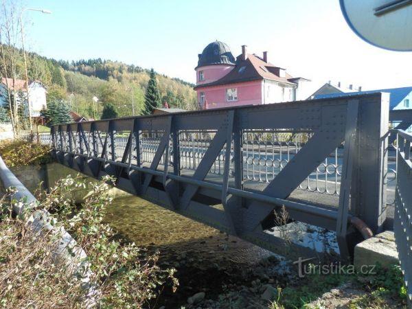 Svoboda nad Úpou – most přes Úpu