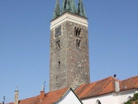 Telč - kostel sv. Ducha