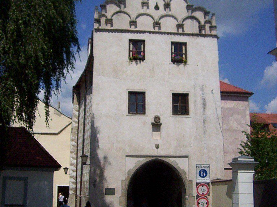Třeboň-Svinecká brána