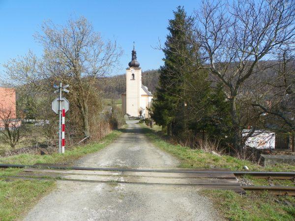 Třemešná ve Slezsku (Röwersdorf)