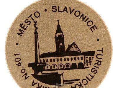 Turistická známka č. 401 - Slavonice