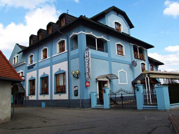 Ubytování na Valašsku v hotelu AGH v Rožnově pod Radhoštěm