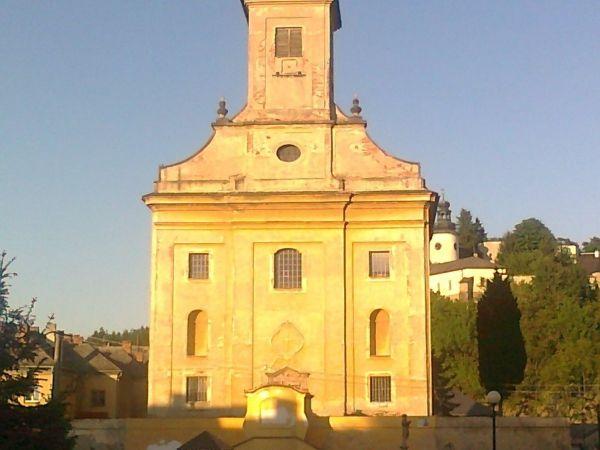 Úsov - kostel sv. Jiljí