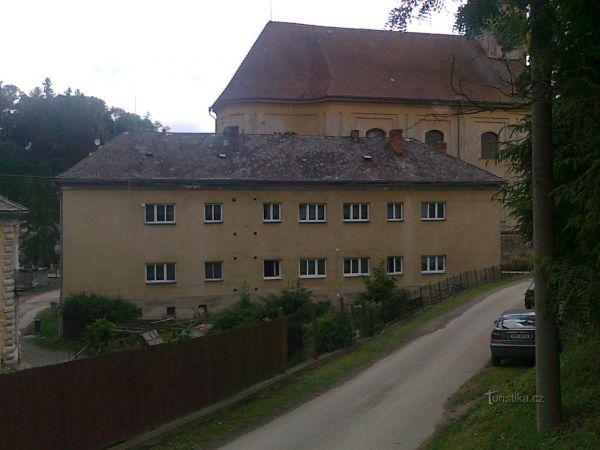 Úsov - Zajatecký tábor