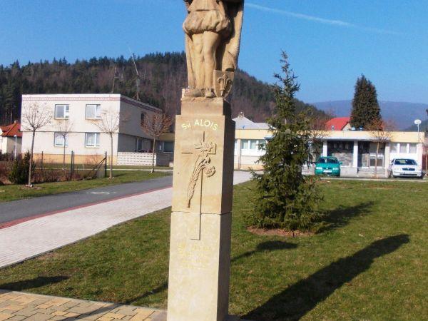 v obci Dolní Bečva