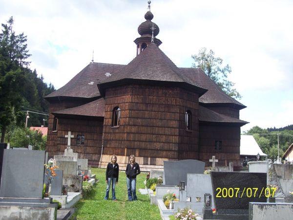 Veľké Karlovice - kostol Panny Márie Snežnej