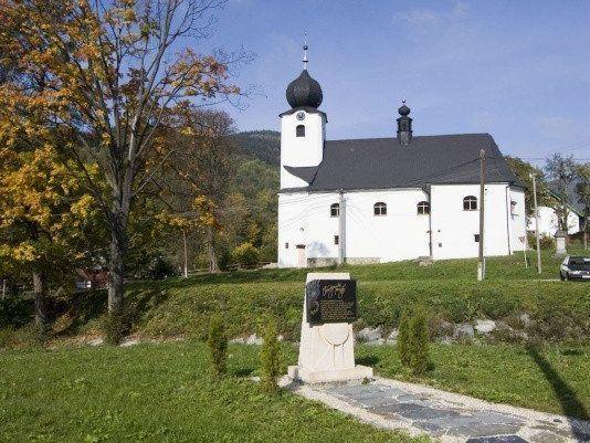 Vernířovice - kostel sv. Matouše