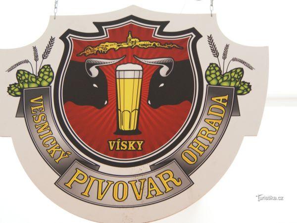 Vísky (u Letovic) – vesnický pivovar Ohrada aneb kdo si dá Bejčka