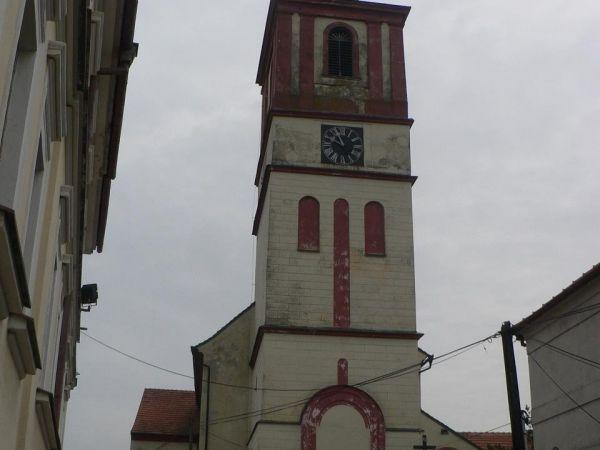 Volenice – kostel sv. Petra a Pavla.