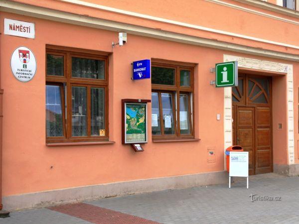 Vranov nad Dyjí - Informační centrum