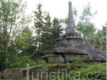 Vysoký Kámen u Kunžaku