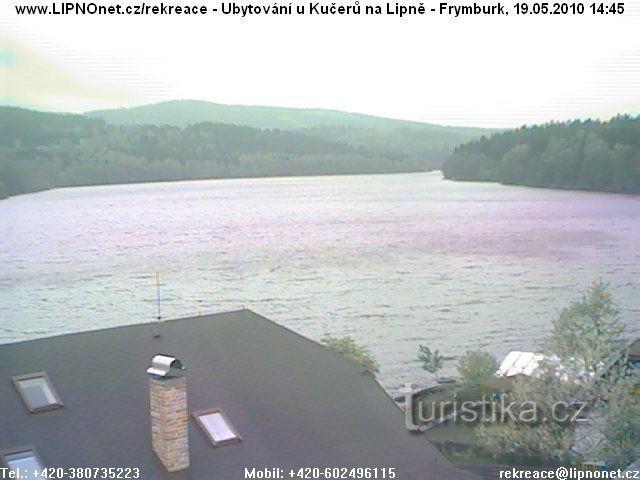 Webkamera - Lipno - Dolní Vltavice