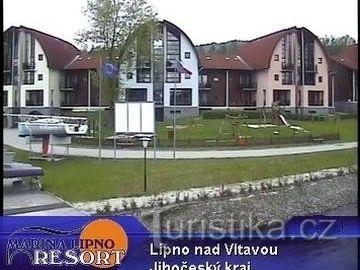 Webkamera - Lipno - Marina resort