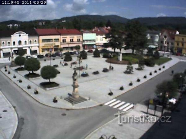 Webkamera - Rožnov pod Radhoštěm