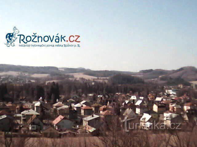 Webkamera Rožnovák.cz