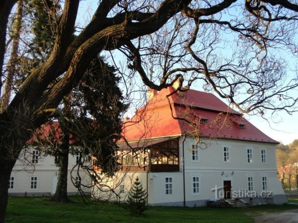 zámek Skalice