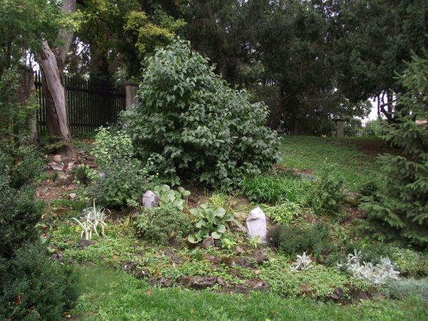 Ždánice – psí hřbitov
