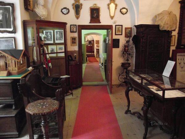 Ždánice - Vrbasovo muzeum