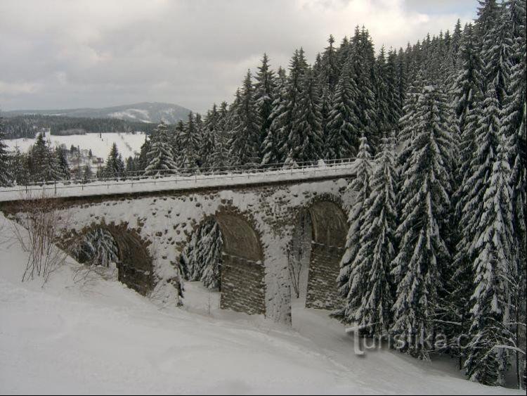 Železniční viadukt Pernink
