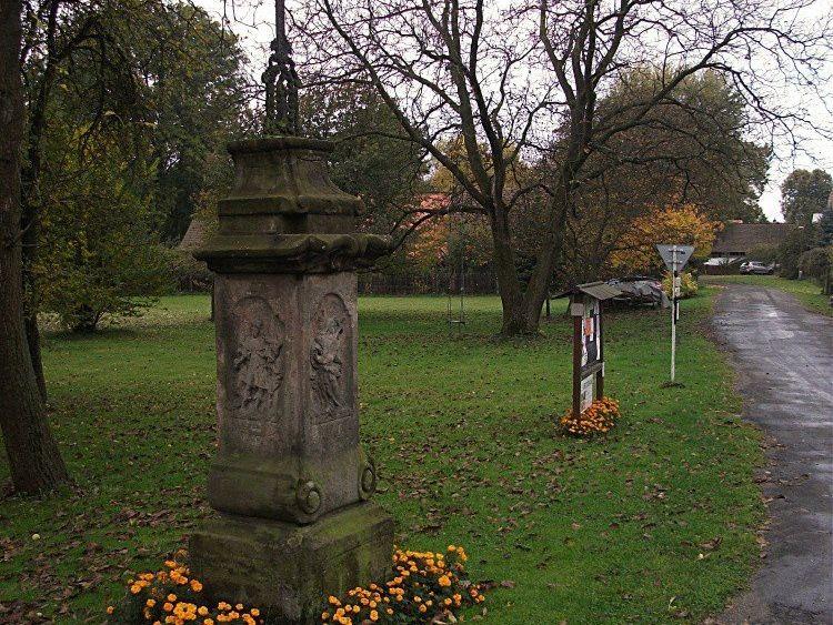 Železný kříž u Vesce u Sobotky