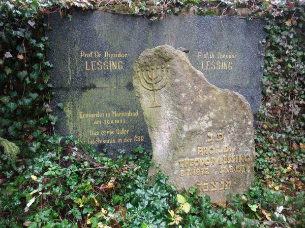 Židovský hřbitov v Mariánských Lázních